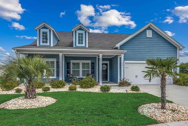 1463 Castleberry Pl., Myrtle Beach, SC 29588 (MLS #2112998) :: Garden City Realty, Inc.