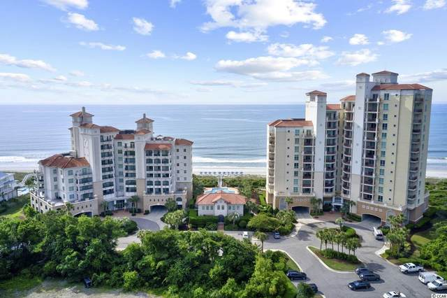 130 Vista Del Mar Ln. Ph 1-802, Myrtle Beach, SC 29572 (MLS #2113021) :: The Lachicotte Company
