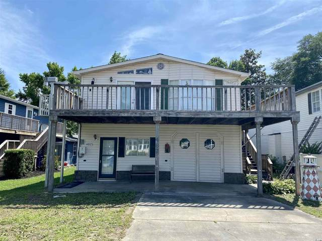 487 Oceanside Dr., Surfside Beach, SC 29575 (MLS #2113031) :: Team Amanda & Co