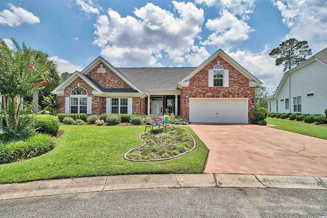 1246 Trent Dr., Murrells Inlet, SC 29576 (MLS #2113049) :: The Lachicotte Company