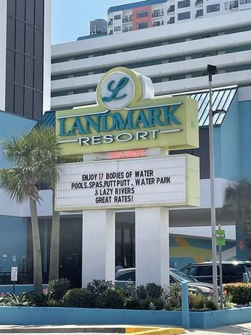 1501 S Ocean Blvd. S #1411, Myrtle Beach, SC 29577 (MLS #2113085) :: Coldwell Banker Sea Coast Advantage
