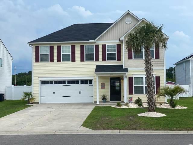 109 Bendick Ct., Little River, SC 29566 (MLS #2113097) :: Duncan Group Properties