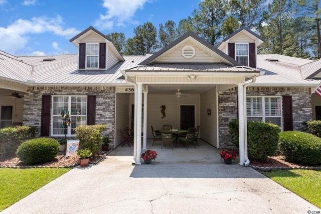 436 Colonial Trace Dr. 14-B, Longs, SC 29568 (MLS #2113103) :: Jerry Pinkas Real Estate Experts, Inc