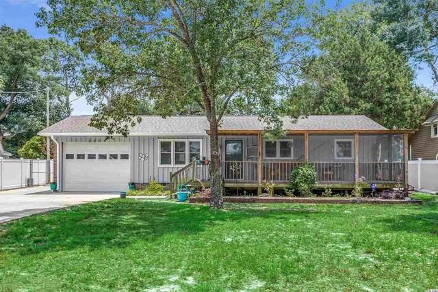 4503 Poinsett St., North Myrtle Beach, SC 29582 (MLS #2113132) :: Garden City Realty, Inc.