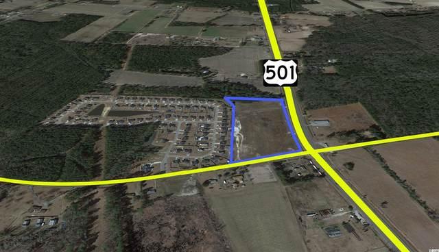 TBD Highway 501, Conway, SC 29526 (MLS #2113144) :: Coldwell Banker Sea Coast Advantage