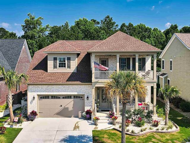 1119 East Isle Of Palms Ave., Myrtle Beach, SC 29579 (MLS #2113145) :: Garden City Realty, Inc.