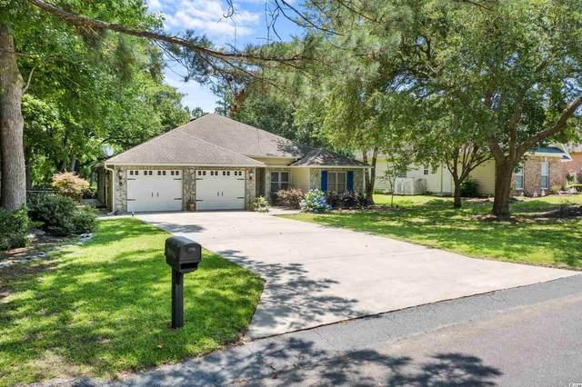 3527 Cedar Creek Run, Little River, SC 29566 (MLS #2113160) :: Duncan Group Properties