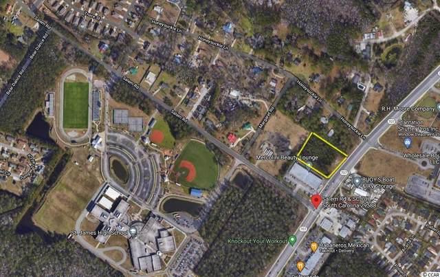 TBD Highway 707, Myrtle Beach, SC 29588 (MLS #2113163) :: Garden City Realty, Inc.