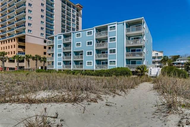 1311 S Ocean Blvd. C-1, North Myrtle Beach, SC 29582 (MLS #2113176) :: Sloan Realty Group