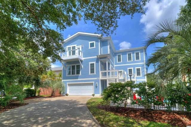 4707 N Ocean Blvd., Myrtle Beach, SC 29577 (MLS #2113213) :: Hawkeye Realty
