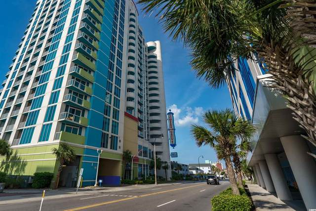 2100 N Ocean Blvd. #523, North Myrtle Beach, SC 29582 (MLS #2113221) :: Duncan Group Properties