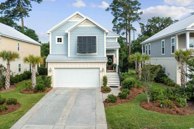 28 Pinnacle Dr., Murrells Inlet, SC 29576 (MLS #2113231) :: Armand R Roux | Real Estate Buy The Coast LLC