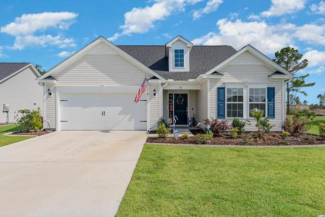 736 Tattlesbury Dr., Conway, SC 29526 (MLS #2113237) :: Surfside Realty Company
