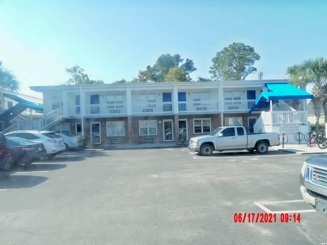 804 S 12th Ave. S #115, North Myrtle Beach, SC 29582 (MLS #2113242) :: Coldwell Banker Sea Coast Advantage