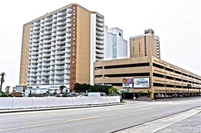 9550 Shore Dr. #1021, Myrtle Beach, SC 29572 (MLS #2113265) :: Coldwell Banker Sea Coast Advantage