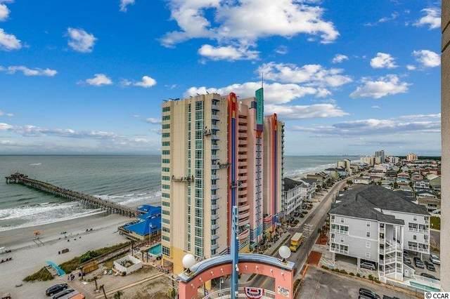 3500 N Ocean Blvd. #1605, North Myrtle Beach, SC 29582 (MLS #2113276) :: Jerry Pinkas Real Estate Experts, Inc