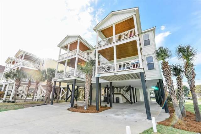 827 B North Waccamaw Dr., Garden City Beach, SC 29575 (MLS #2113284) :: Dunes Realty Sales
