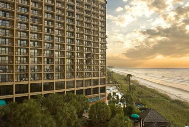 4800 South Ocean Blvd. #807, North Myrtle Beach, SC 29582 (MLS #2113311) :: Garden City Realty, Inc.