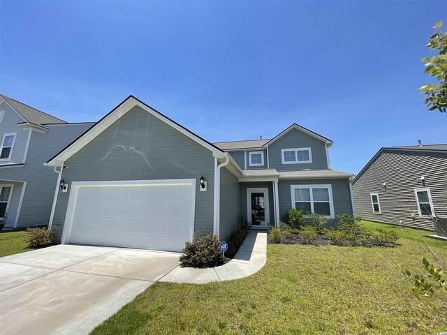 4008 Alvina Way, Myrtle Beach, SC 29579 (MLS #2113323) :: Jerry Pinkas Real Estate Experts, Inc