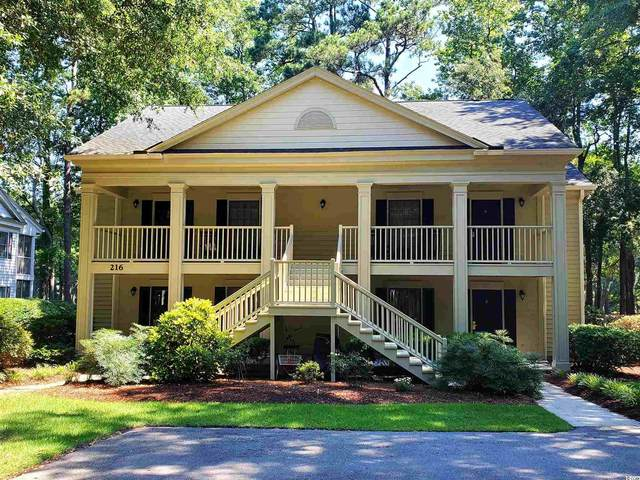 216-2 Stillwood Dr. #2, Pawleys Island, SC 29585 (MLS #2113324) :: Jerry Pinkas Real Estate Experts, Inc
