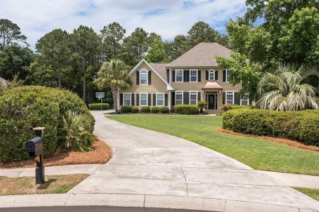 1004 Clambake Ct., Myrtle Beach, SC 29579 (MLS #2113336) :: Jerry Pinkas Real Estate Experts, Inc