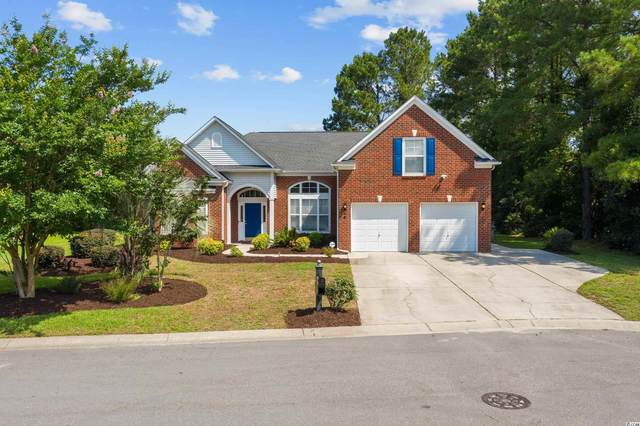 4651 Ironwood Dr., North Myrtle Beach, SC 29582 (MLS #2113350) :: Surfside Realty Company