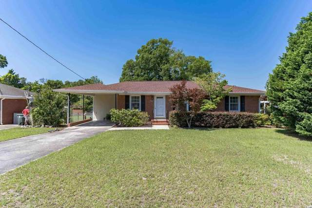 509 1st Ave. S, North Myrtle Beach, SC 29582 (MLS #2113354) :: Surfside Realty Company