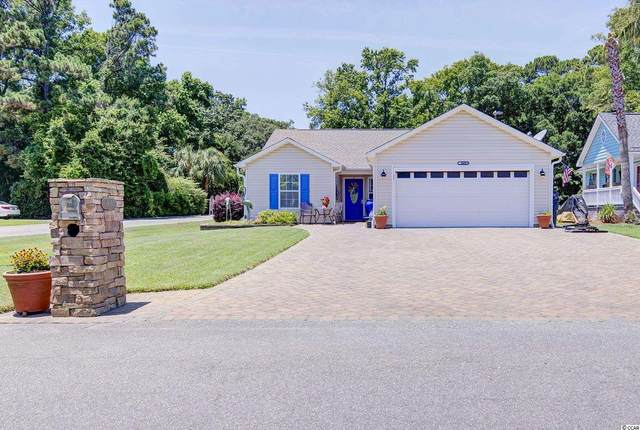 901 Southwind Ct., Murrells Inlet, SC 29576 (MLS #2113365) :: The Litchfield Company