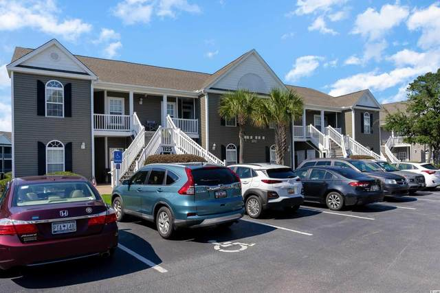 1125 Peace Pipe Pl. #201, Myrtle Beach, SC 29579 (MLS #2113388) :: Welcome Home Realty