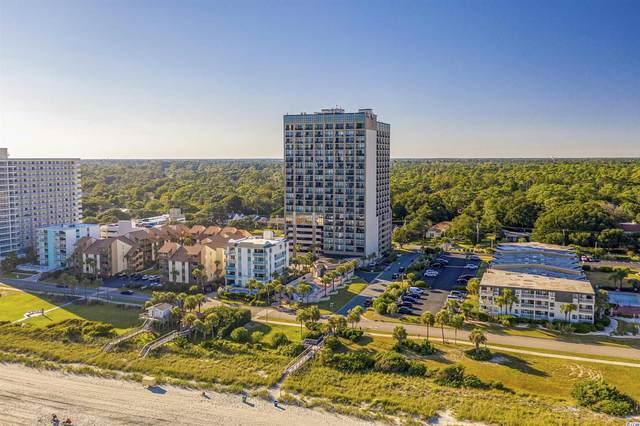 5523 N Ocean Blvd. #1001, Myrtle Beach, SC 29577 (MLS #2113409) :: Welcome Home Realty