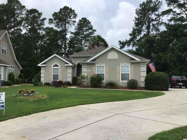 300 Vesta Dr., Myrtle Beach, SC 29579 (MLS #2113412) :: Welcome Home Realty