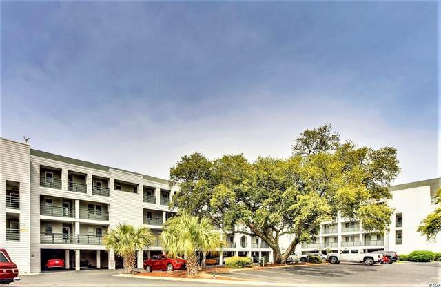 201 N Hillside Dr. #310, North Myrtle Beach, SC 29582 (MLS #2113417) :: Garden City Realty, Inc.