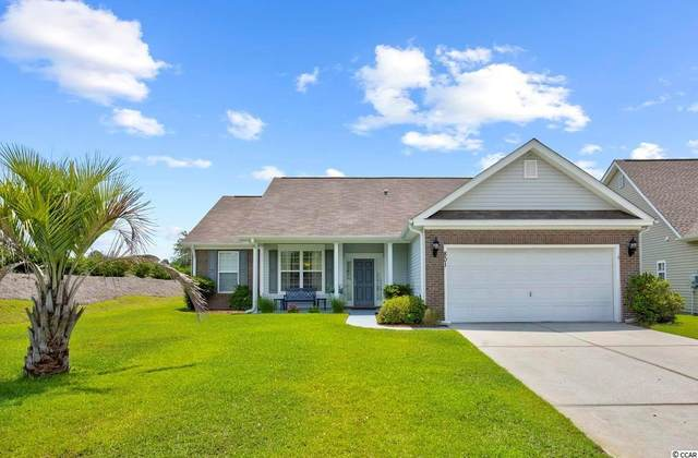 801 Clarion Ct., Myrtle Beach, SC 29588 (MLS #2113421) :: Surfside Realty Company