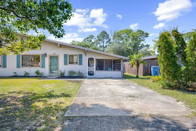 6311 Timberline St. B, Myrtle Beach, SC 29572 (MLS #2113422) :: Armand R Roux | Real Estate Buy The Coast LLC