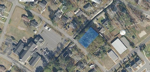 Lot 1 Mcdermott St., Conway, SC 29526 (MLS #2113434) :: Coldwell Banker Sea Coast Advantage