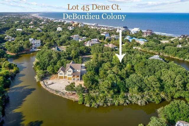 Lot 45 Dene Ct., Georgetown, SC 29440 (MLS #2113487) :: Coldwell Banker Sea Coast Advantage