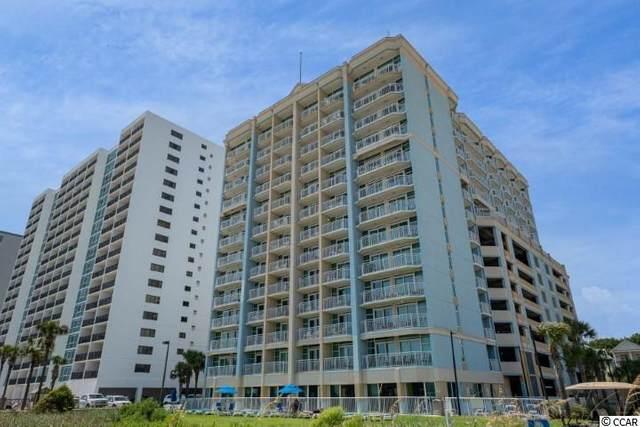 2501 S Ocean Blvd. #707, Myrtle Beach, SC 29577 (MLS #2113528) :: Armand R Roux   Real Estate Buy The Coast LLC
