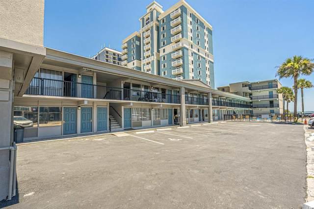 2711 S Ocean Blvd., Myrtle Beach, SC 29577 (MLS #2113533) :: Garden City Realty, Inc.