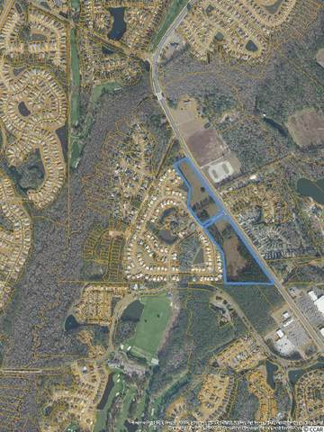 22.15 Acres Highway 707, Murrells Inlet, SC 29576 (MLS #2113543) :: The Lachicotte Company