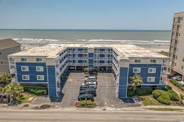 5600 N Ocean Blvd. C-5, North Myrtle Beach, SC 29582 (MLS #2113544) :: Welcome Home Realty
