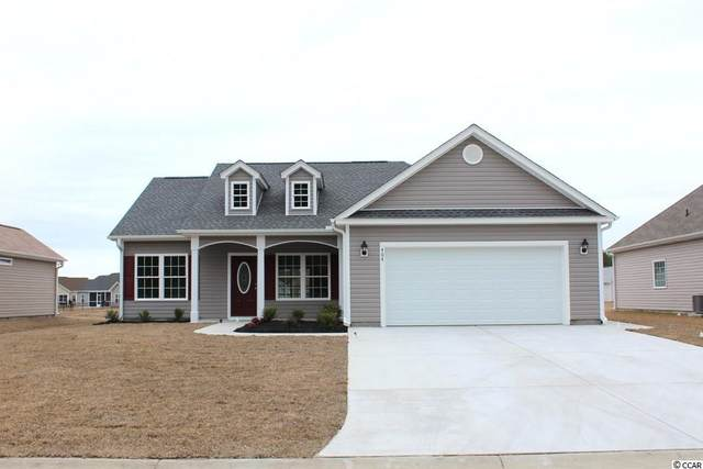 645 Heartwood Dr., Conway, SC 29526 (MLS #2113559) :: Duncan Group Properties