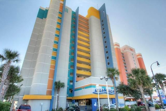 1700 N Ocean Blvd. #153, Myrtle Beach, SC 29577 (MLS #2113568) :: Duncan Group Properties