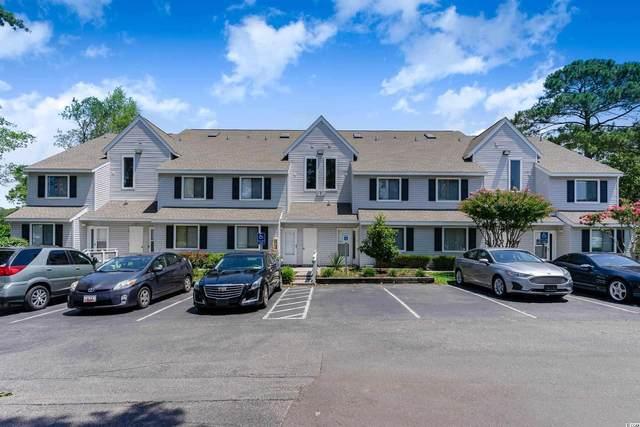 500 Fairway Village Dr. 1-B, Myrtle Beach, SC 29588 (MLS #2113576) :: Welcome Home Realty