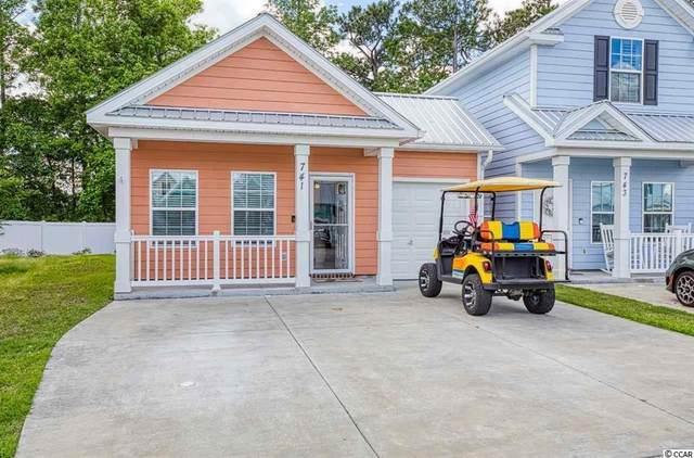 741 Shell Creek Circle B20-1, North Myrtle Beach, SC 29582 (MLS #2113581) :: Surfside Realty Company