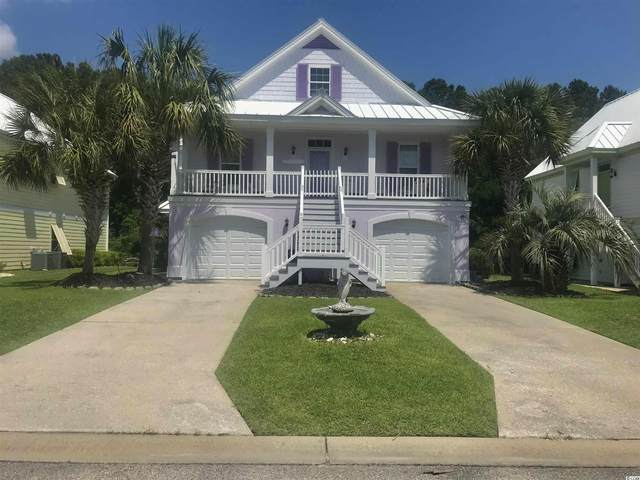 118 Georges Bay Rd., Surfside Beach, SC 29575 (MLS #2113587) :: Grand Strand Homes & Land Realty