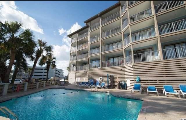 1906 S Ocean Blvd. 410 A, Myrtle Beach, SC 29577 (MLS #2113597) :: Surfside Realty Company