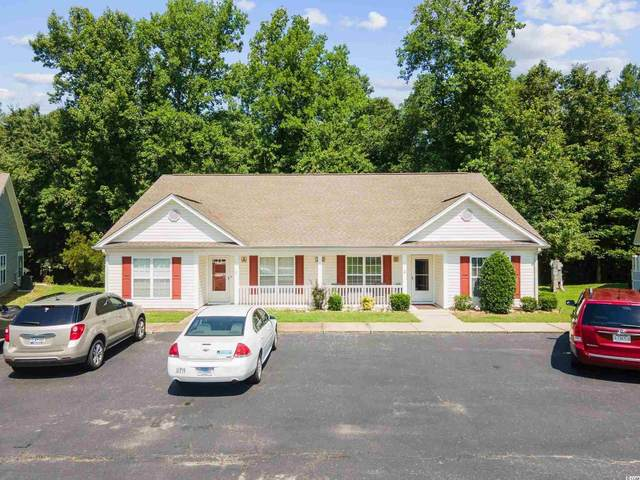 240 Country Manor Dr. B, Conway, SC 29527 (MLS #2113604) :: Welcome Home Realty