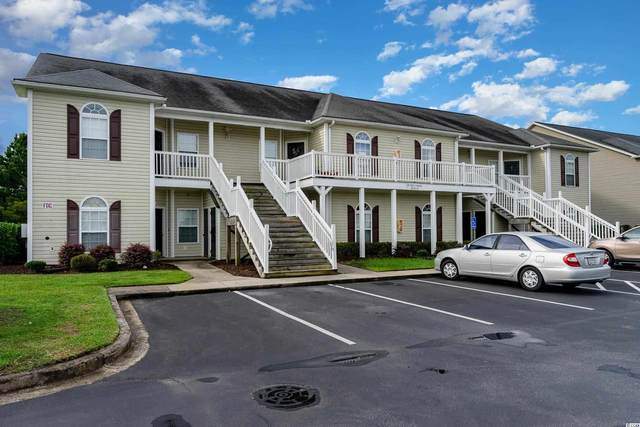 105 Ashley Park Dr. 2G, Myrtle Beach, SC 29579 (MLS #2113621) :: Grand Strand Homes & Land Realty