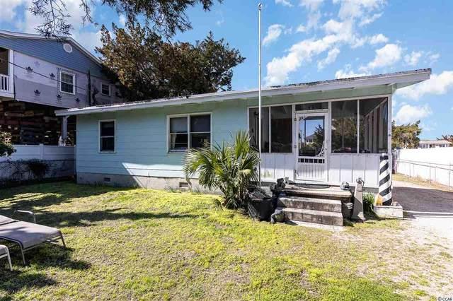4714 Seaview St., North Myrtle Beach, SC 29582 (MLS #2113625) :: Hawkeye Realty