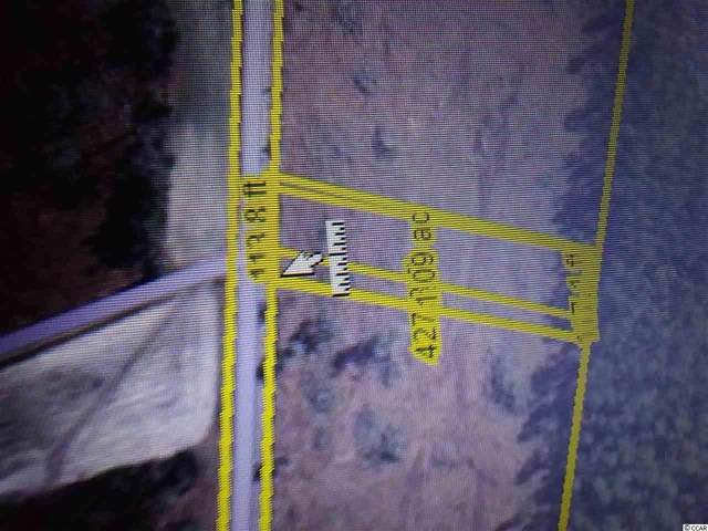 Lot 11 Harper Rd., Marion, SC 29571 (MLS #2113638) :: Welcome Home Realty